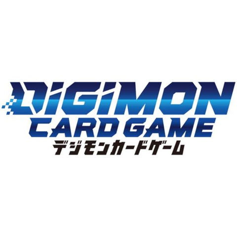 Digimon Card Game Series 01 Special Booster Box Version 1.5 - Due February 2021