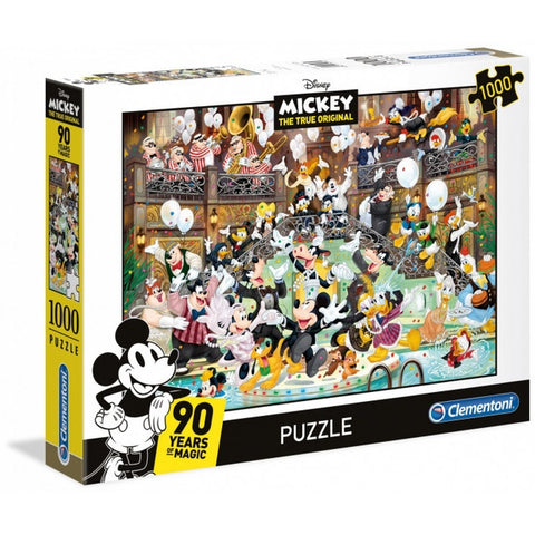 Clementoni Disney Puzzle Mickeys 90th 1000 Pieces - Due 27 Aug