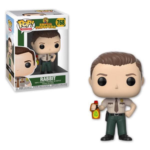 Super Troopers - Rabbit Pop! Vinyl