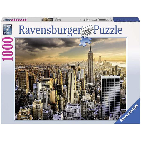Ravensburger - Grand New York Puzzle 1000 pieces