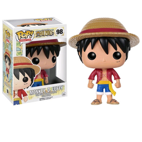 One Piece - Luffy Pop