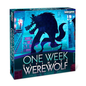 One Week Ultimate Warewolf
