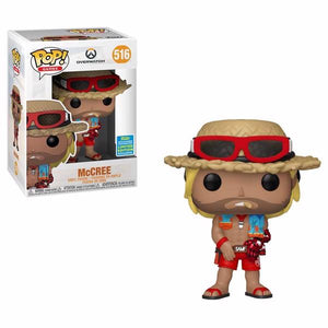 Overwatch - McCree Summer Skin Pop! SD19 RS