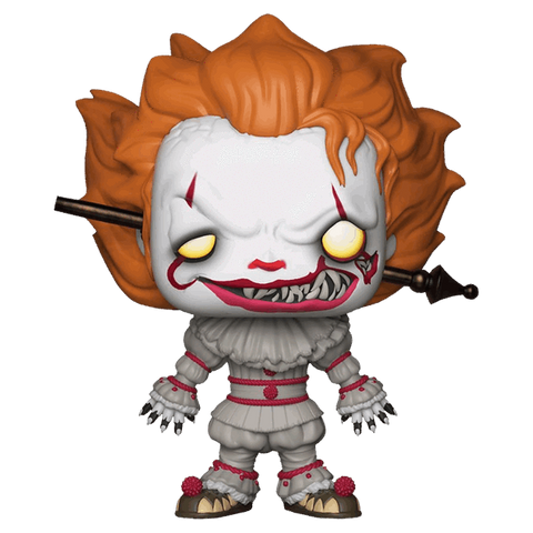 It 2017 - Pennywise With Wrought Iron