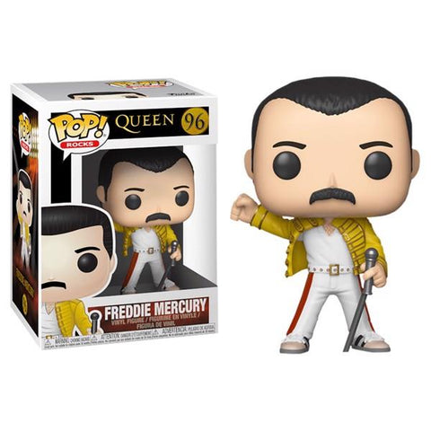 Queen - Freddie Mercury Wembley 1986 Pop