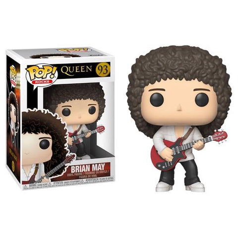 Queen - Brian May Pop!