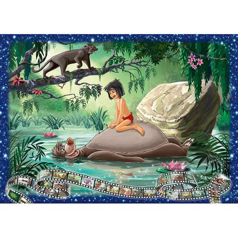 Ravensburger Disney Moments 1967 The Jungle Book 1000 pieces