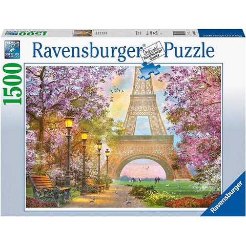 Image of Ravensburger - Paris Romance 1500 pieces