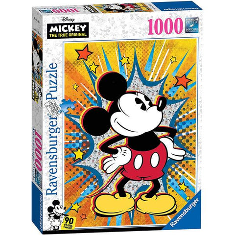 Ravensburger - Disney Retro Mickey Puzzle 1000 pieces