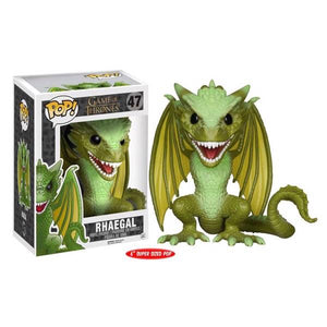 Game Of Thrones - Rhaegal 6 Pop! Vinyl
