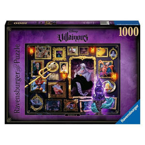 Ravensburger - Villainous: Ursula 1000 pieces