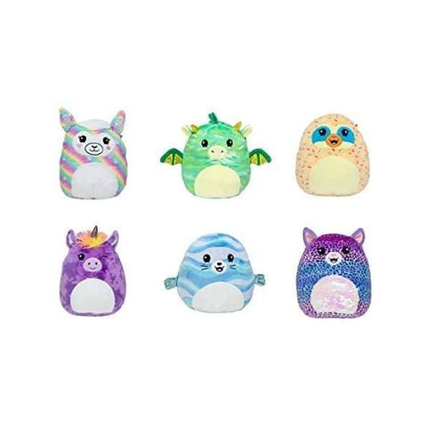 Squishmallows 5 Inch Scented Mystery Squad assorted