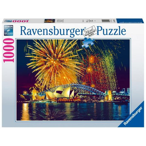 Ravensburger - Fireworks over Sydney Australia - 1000 Pieces