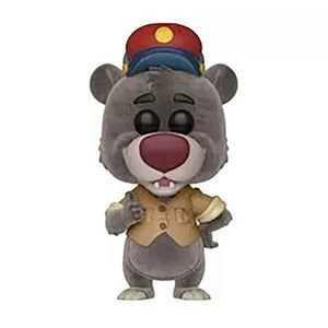 Talespin- Baloo Flocked Pop