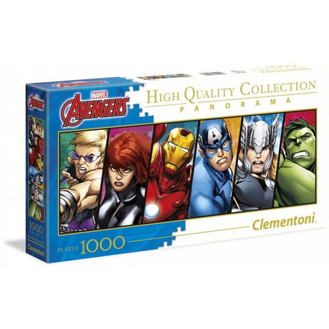Clementoni Disney Puzzle The Avengers Panorama 1000 Pieces