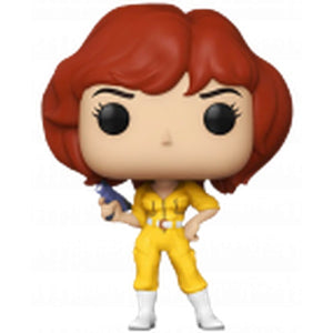 Teenage Mutant Ninja Turtles (1990) - April O'Neil Pop! Vinyl