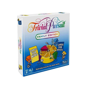 Trivial Pursuit Family refresh