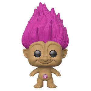 Trolls - Pink Troll with Hair