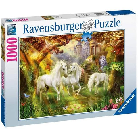 Ravensburger - Unicorns in the Forest 1000 pieces