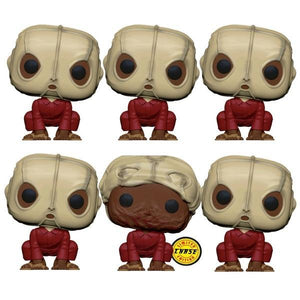 Us - Pluto with Mask chase pop bundle - 6 For $106
