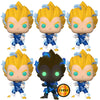 Dragon Ball Z - Vegeta Super Saiyan 2 Chase Bundle Pop Vinyl