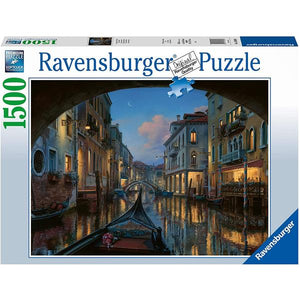 Ravensburger - Venician Dreams 1500 pieces