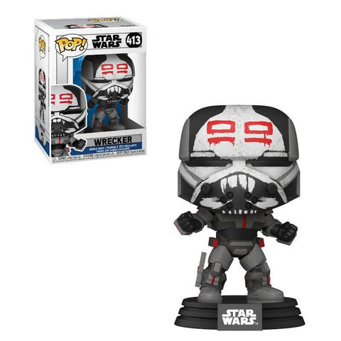 Star Wars: Clone Wars - Wrecker Pop! Vinyl