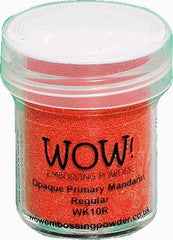 WOW Embossing Powders Oranges/Browns - See more options - sugar and spice crafts - 1