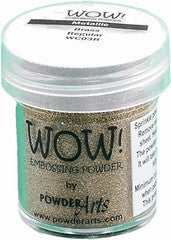 WOW Embossing Powders Metallics - See more options - sugar and spice crafts - 7