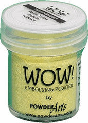 WOW Embossing Powders Golds/Yellows - See more options - sugar and spice crafts - 7
