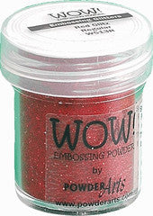WOW Embossing Powders Reds - See more options - sugar and spice crafts - 6