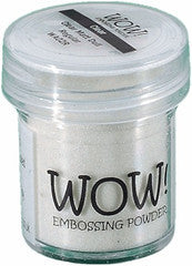 WOW Embossing Powders Clears/Whites - See more options - sugar and spice crafts - 4