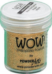 WOW Embossing Powders Golds/Yellows - See more options - sugar and spice crafts - 5