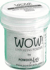 WOW Embossing Powders Clears/Whites - See more options - sugar and spice crafts - 8