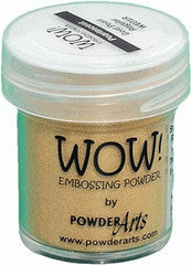 WOW Embossing Powders Golds/Yellows - See more options - sugar and spice crafts - 4