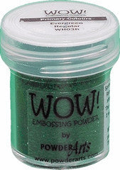 WOW Embossing Powders Greens - See more options - sugar and spice crafts - 1