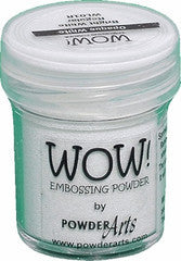 WOW Embossing Powders Clears/Whites
