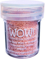 WOW Embossing Powders Oranges/Browns - See more options - sugar and spice crafts - 6