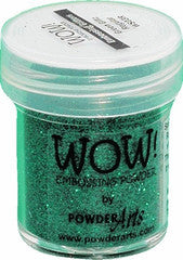 WOW Embossing Powders Greens - See more options - sugar and spice crafts - 3