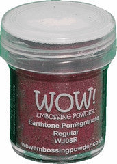 WOW Embossing Powders Reds - See more options - sugar and spice crafts - 5