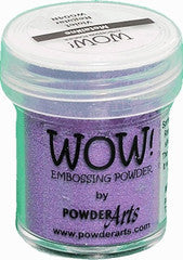 WOW Embossing Powders Lilacs/Purples - See more options - sugar and spice crafts - 4