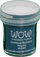 WOW Embossing Powders Blues - See more options - sugar and spice crafts - 3