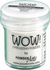 WOW Embossing Powders Clears/Whites - See more options - sugar and spice crafts - 9