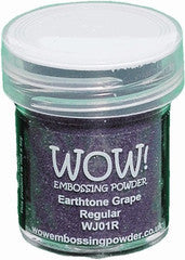 WOW Embossing Powders Lilacs/Purples - See more options - sugar and spice crafts - 1