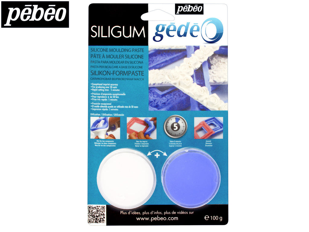 Pebeo Siligum 100g - sugar and spice crafts