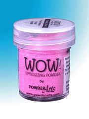 WOW Embossing Powders Pinks - See more options - sugar and spice crafts - 5