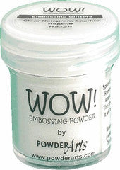 WOW Embossing Powders Clears/Whites - See more options - sugar and spice crafts - 3