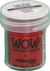 WOW Embossing Powders Reds - See more options - sugar and spice crafts - 1