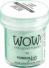 WOW Embossing Powders Greens - See more options - sugar and spice crafts - 4
