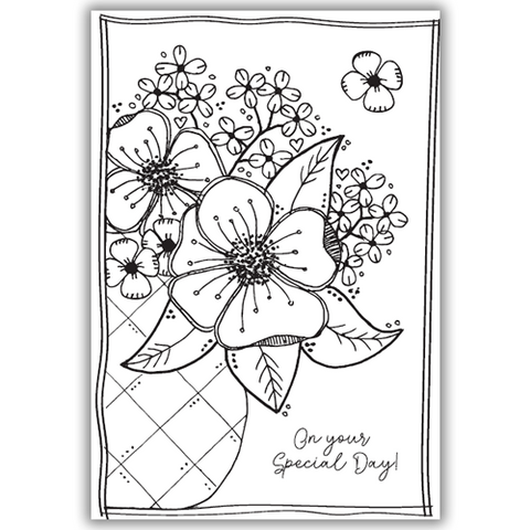 Julie Hickey Designs - Stamps